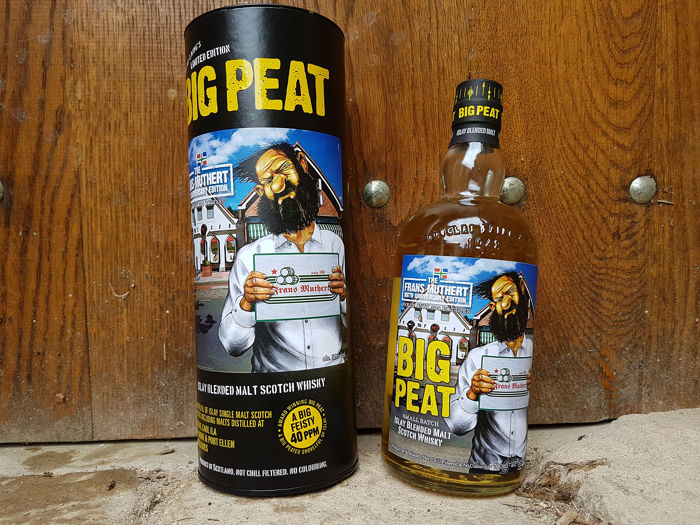 Big Peat 2018 The Frans Muthert 100th Anniversary Edition - Douglas Laing - 700ml