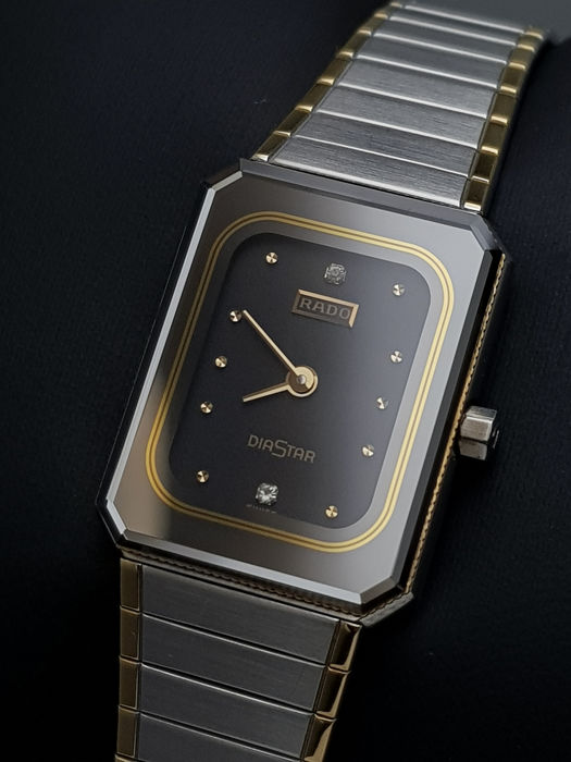 Rado - 'NO RESERVE PRICE' DiaStar Quartz V2200 Swiss Luxury Lady - 153.1016.3 - Femme - 2011-aujourd'hui