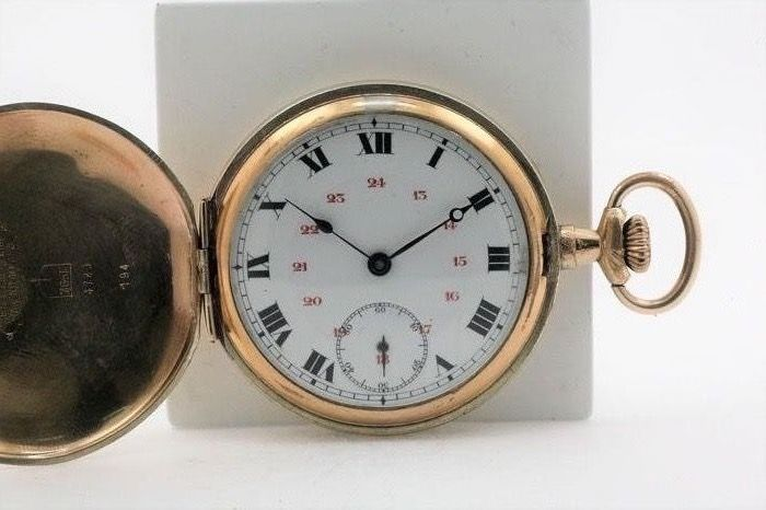 Savonette - Pocket Watch - NO RESERVE PRICE  - 4780/194 - Unisex - 1901-1949