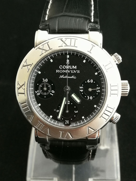 Corum - Romvlvs - 285.701.20 - Men - 1990-1999
