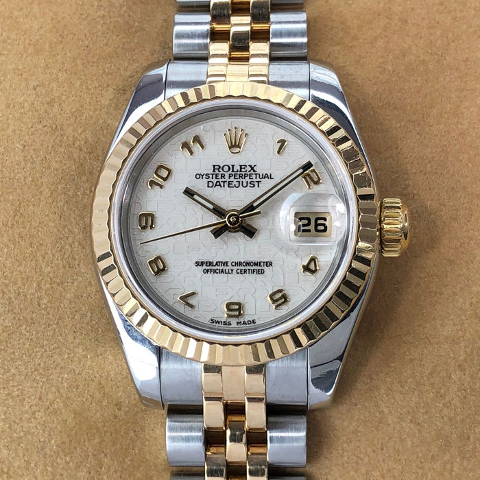 Rolex - Datejust Lady - 179173 - Mujer - 2000 - 2010
