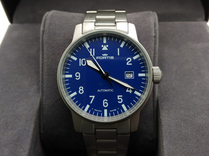 """Fortis -  Flieger Automatic - Ref. 595.10.46.1  - """"NO RESERVE PRICE"""" - Hombre - 2000 - 2010"""
