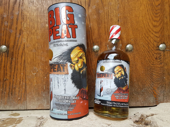 "Big Peat Christmas 2014 ""North Pole"" - Douglas Laing - 700ml"