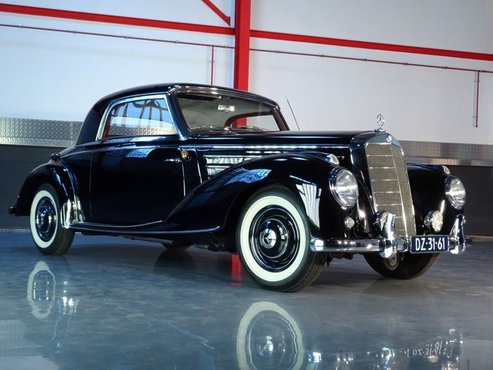 Mercedes-Benz - 220A Coupe (W187)  - 1955