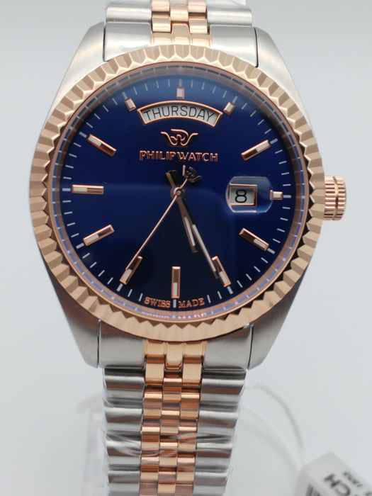 """Philip Watch - Caribe - """"NO RESERVE PRICE"""" - R8253597032 - Homme - 2011-aujourd'hui"""