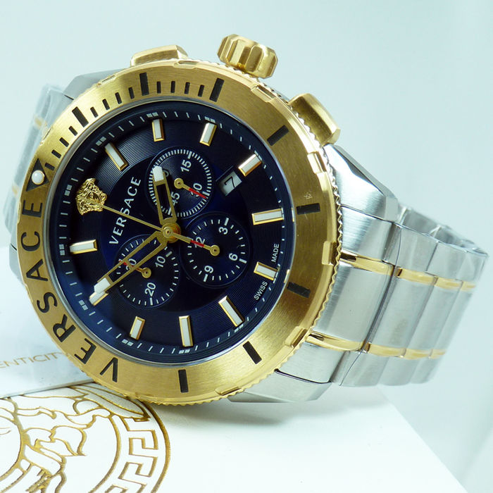 Versace - CASUAL CHRONO - VERG00618 - Men - 2011-present
