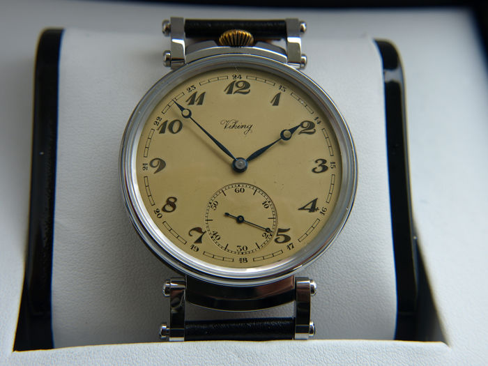 Viking  - cal. 532 marriage watch NO RESERVE PRICE - Hombre - 1901 - 1949