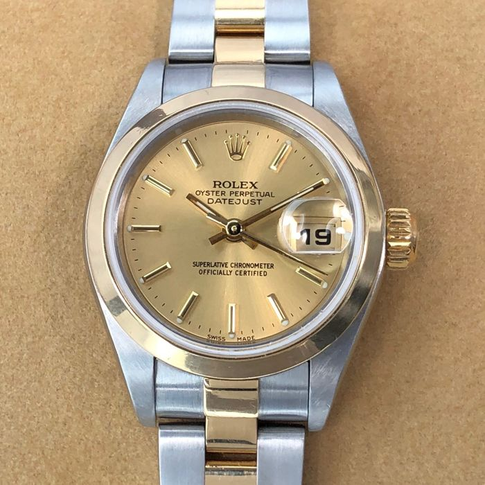 Rolex - Datejust Lady - 79163 - Mujer - 2000 - 2010
