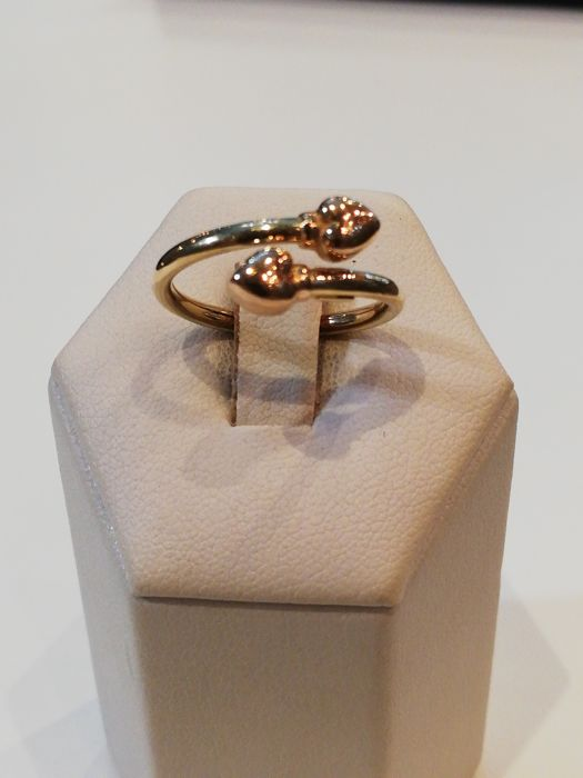 Gold, Yellow gold - Ring