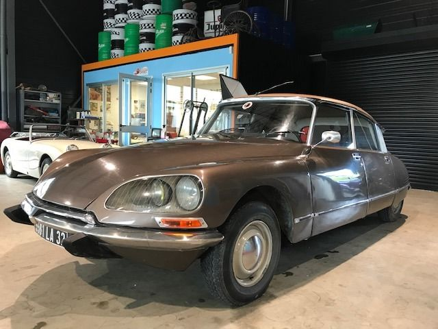 Citroën - DS 21 Super -NO RESERVE PRICE-  - 1972