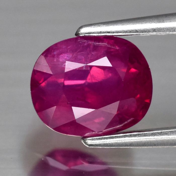 * No Reserve * Ruby - 1.13 ct