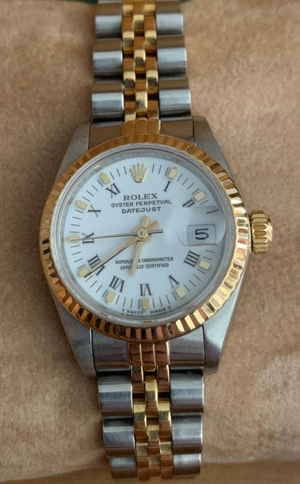 Rolex - Datejust  - 69173 - Women - 1980-1989