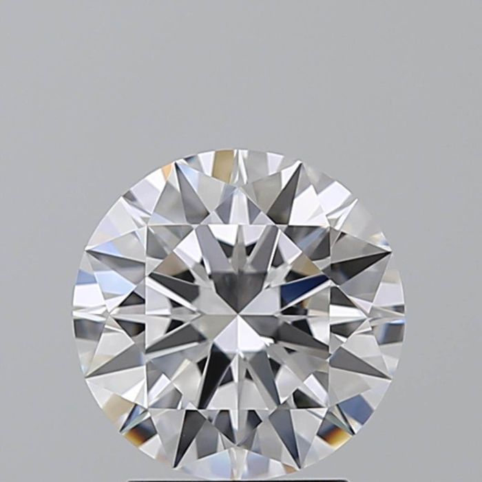 1 pcs Diamond - 0.58 ct - Brilliant - D (colourless) - IF (flawless), LC (loupe clean)
