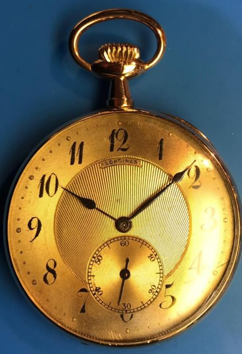 Longines - pocket watch  - 1685851 - Herre - 1901-1949
