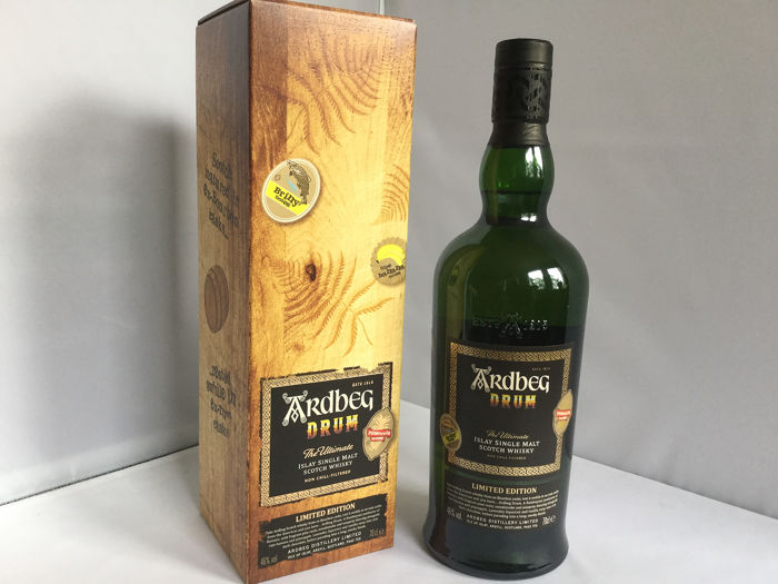 Ardbeg Drum - Limited Edition - Feis Ile 2019 - 70cl