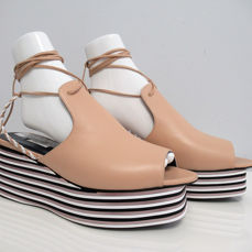 Vionnet - Zapatos de cuña - Talla: 40 IT