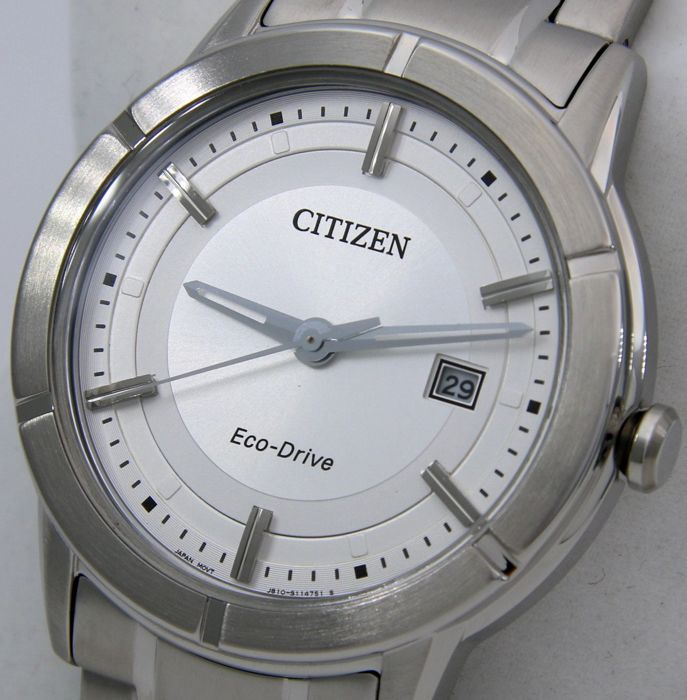 "Citizen - Eco Drive Sport ""Ice Dial""  - ""NO RESERVE PRICE"" - Heren - 2011-heden"