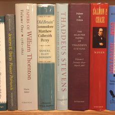 10 books on American History - From the Library of Boudewijn Buch - 1967/1998