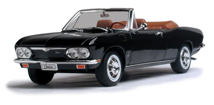 Road Signature - 1:18 - Chevrolet Corvair Monza 1969