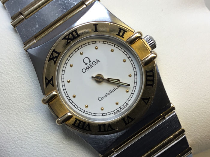 Omega - Constellation - Senhora - 1970-1979
