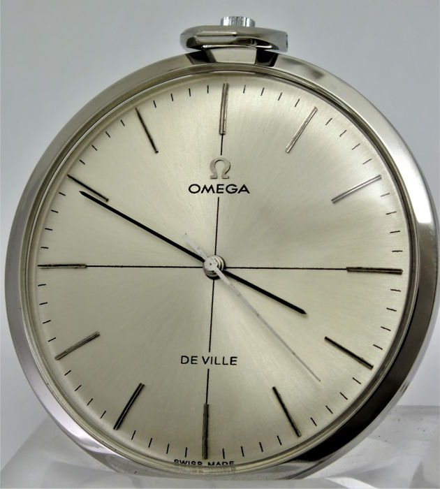 Omega -  Deville pocket watch NO RESERVE PRICE  - Men - 1970-1979