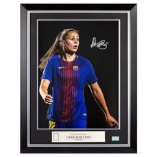 FC Barcelone - Championnat d'Espagne de Football - Lieke Martens - 2019 - Photo
