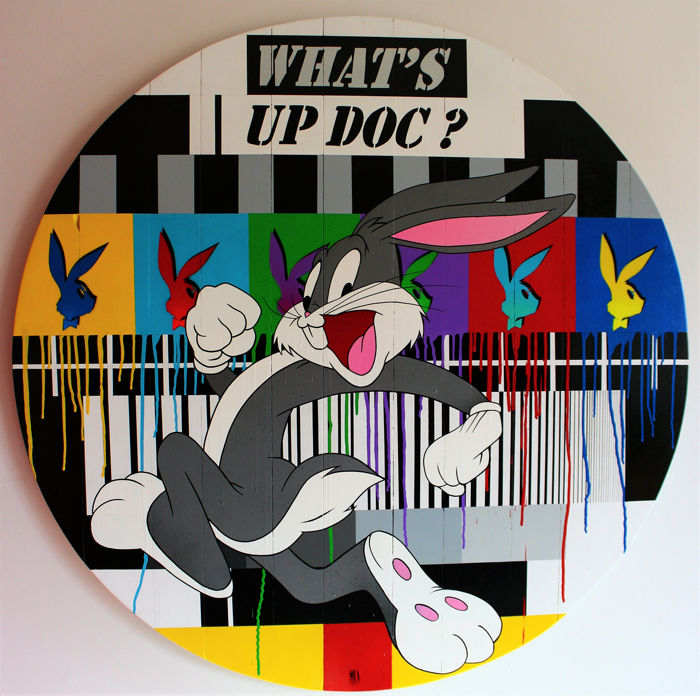 Max Andriot - What's up doc?