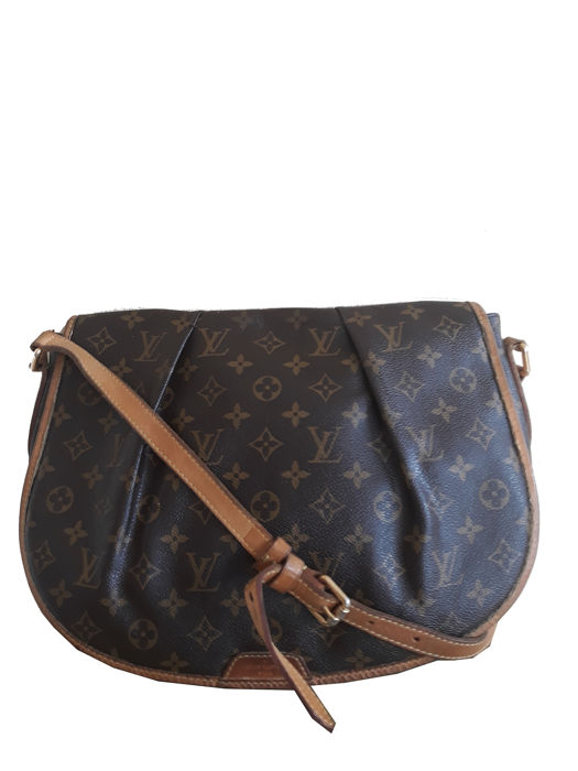 Louis Vuitton - Menilmontant Crossbody tas
