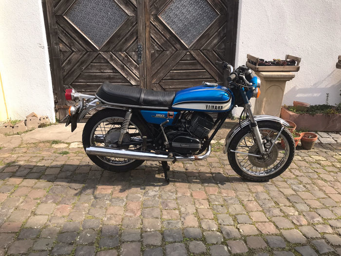 Yamaha - RD250 - 250 cc - 1973 Motorcycles Motorcycles for sale