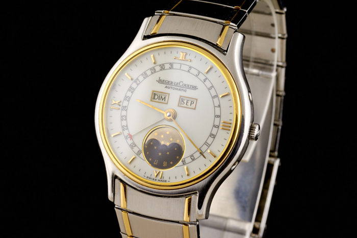 Jaeger-LeCoultre - Triple Date Moonphase Automatic - 145.119.5 - Férfi - 1990-1999