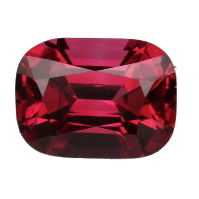 Red Jedi Spinel - 0.49 ct