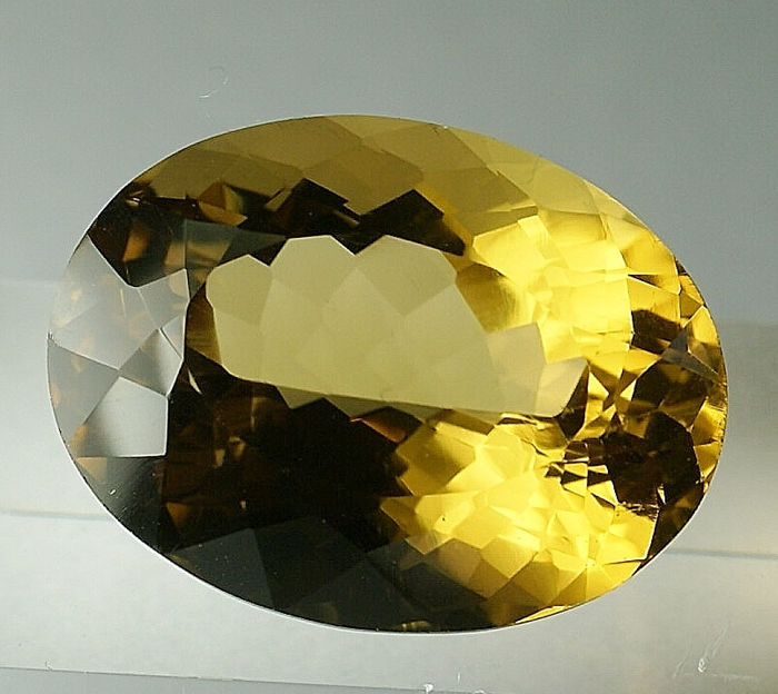 Geen minimumprijs, Citrien - 35.16 ct