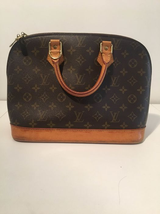Louis Vuitton - Alma Sac à main