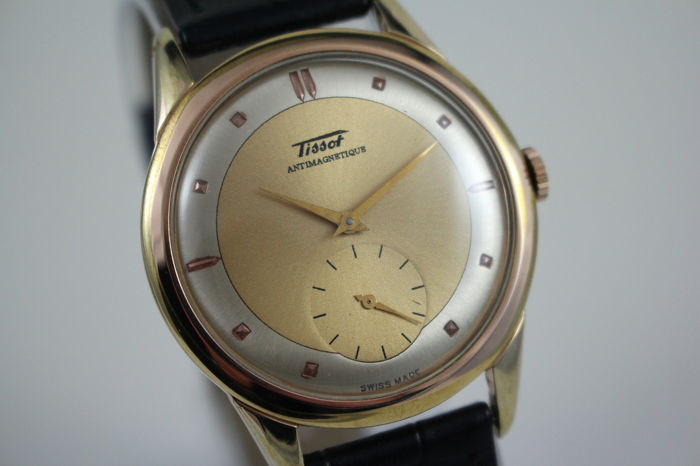 Tissot - Vintage Sub-second M.Winding Cal.27B - 6739-3 - Homme - 1950-1959