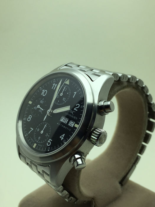 IWC - Flieger Chronograph - IW3706 - Homme - 2000-2010