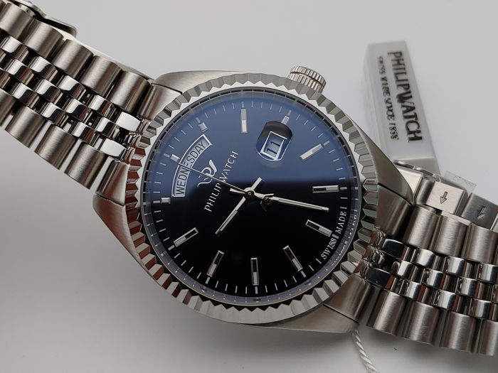 Philip Watch Caribe Datejust Time R8253597033