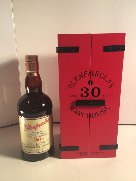 Glenfarclas 30 years old - Original bottling - 0.7 Ltr