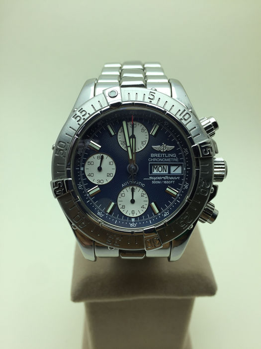 Breitling - SuperOcean Chronograph - Ref. A13340 - Homme - 2000-2010