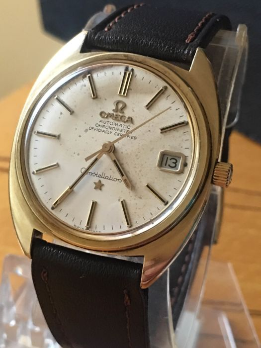 Omega - constellation chronometer - CD168017SP - Uomo - 1960-1969
