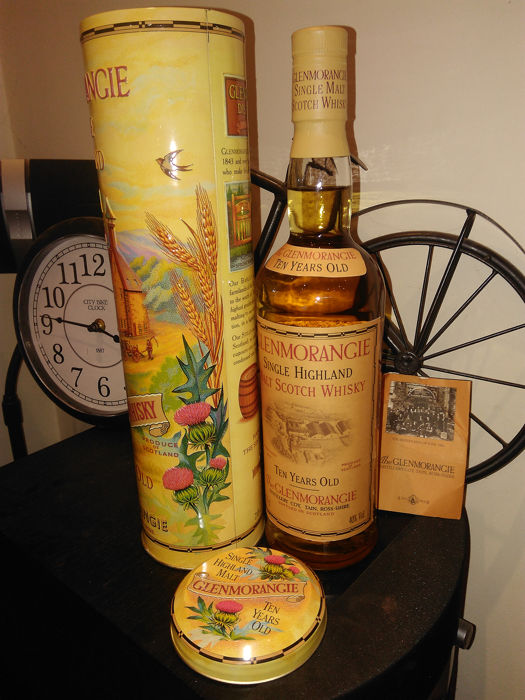 Glenmorangie 10 years old Johnny Urquhart, Head Cooper - 0.7 Ltr