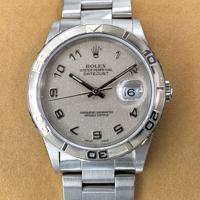 Rolex - Datejust Turn-O-Graph Thunderbird - 16264 - Unisex - 1990-1999