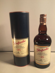 Glenfarclas 25 years old - 70 cl - 1 sticle
