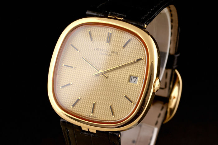 Patek Philippe - Ellipse Jumbo 18K Gold - 3604 - Men - 1970-1979