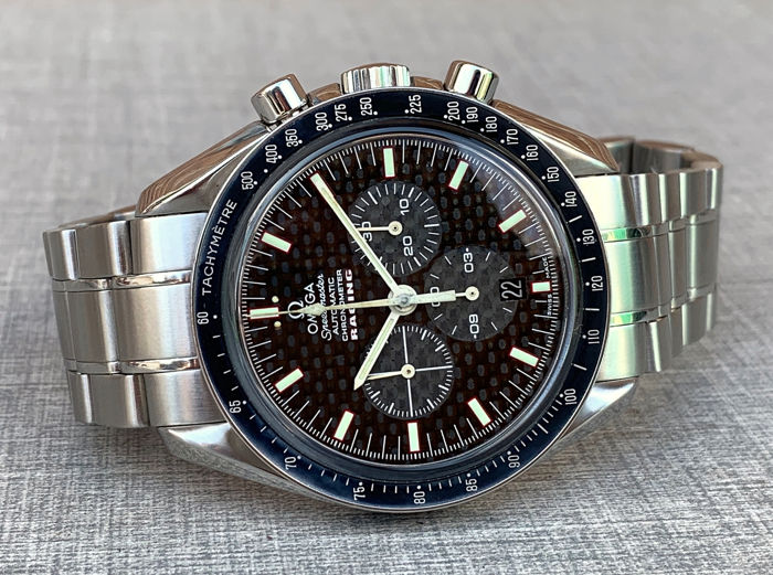 Omega - Speedmaster Racing Limited Edition - 3552.59.00 - Uomo - 2011-presente