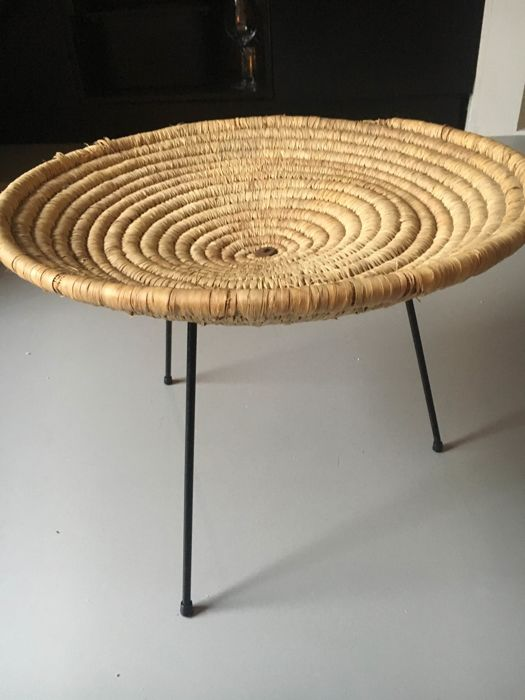 Sebastian Matta - Artimeta - reading basket