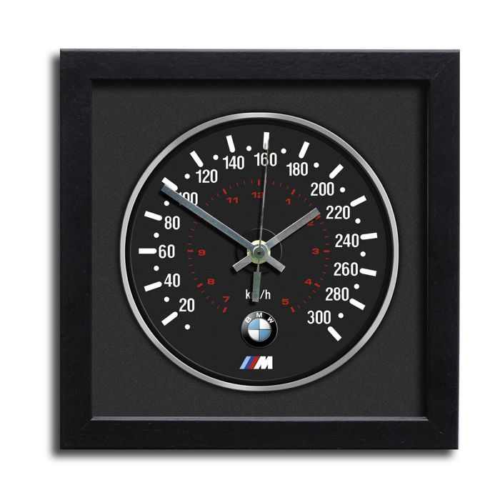Decorative object - BMW - BMW M Series - Presentation Wall Clock - 2016