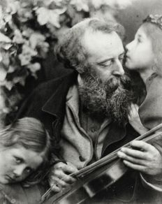 Julia Margaret Cameron (1815-1879)/The Royal Photographic Society - (2x) The Whisper of the Muse, 1865 & Thomas Carlyle, 1867
