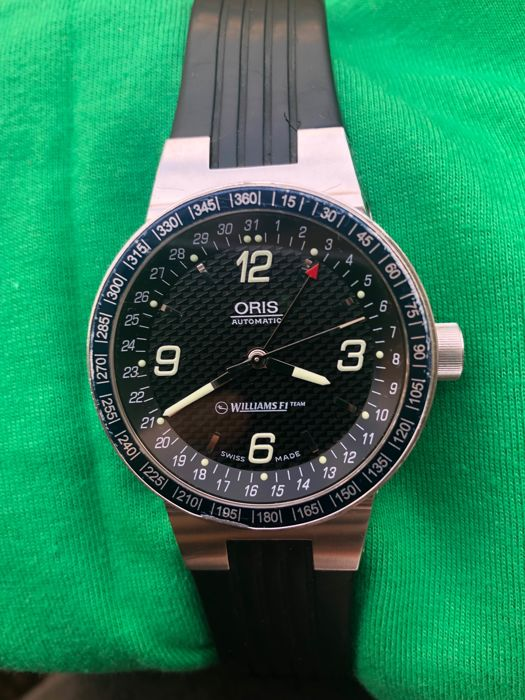 a67057f76 Oris - Formula 1 Pointer Date - 7585- Men - 2011-present Watches Exclusive  More pictures. Catawiki