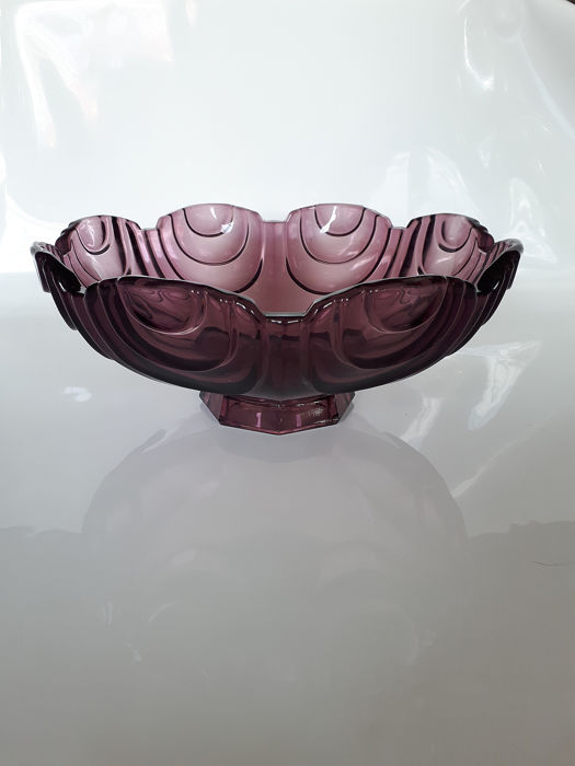 Josef Inwald - Bowl purple