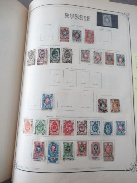 Rusland - Advanced collection of stamps
